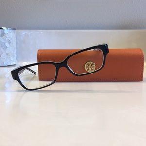 Tory Burch Brown Tortoise Shell glasses